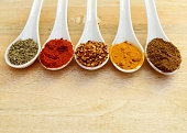 Indian/Pakistani Spices