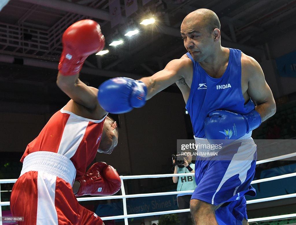 Akhil Kumar Boxer