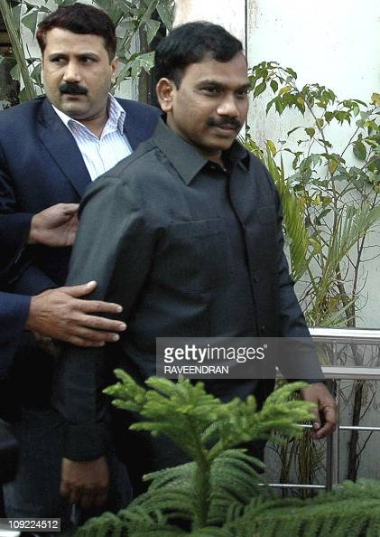 India S Former Telecom Minister A Raja Pictures Getty Images