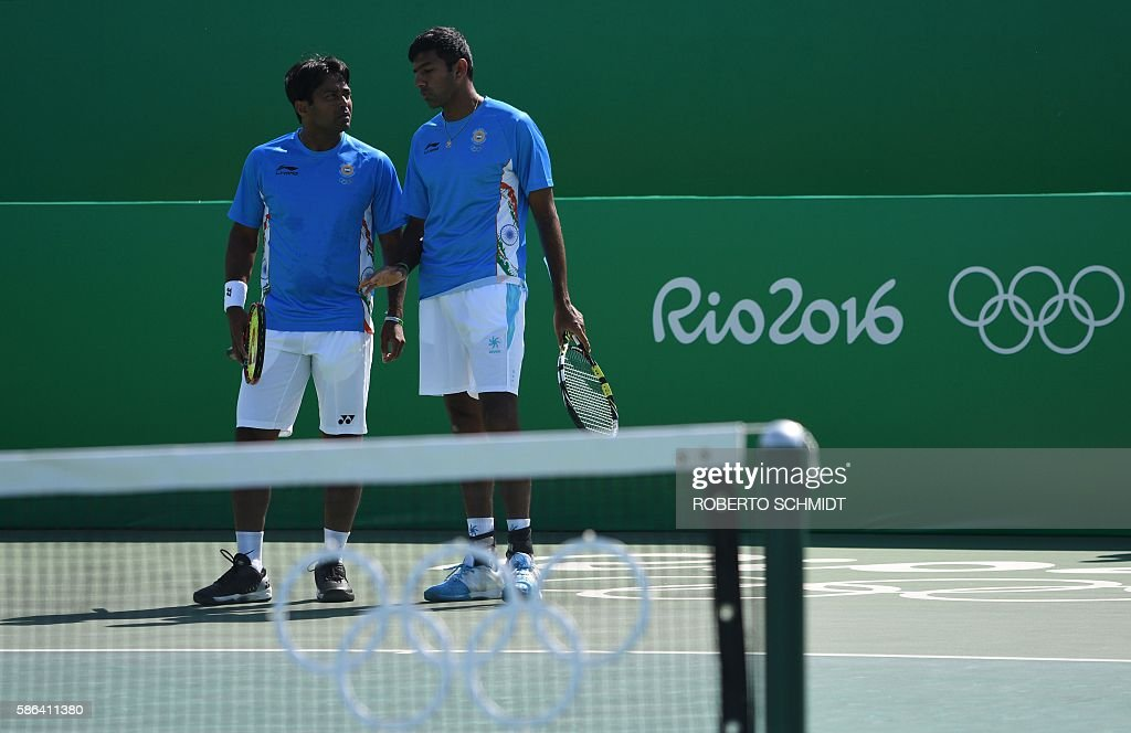 TENNIS-OLY-2016-RIO : News Photo