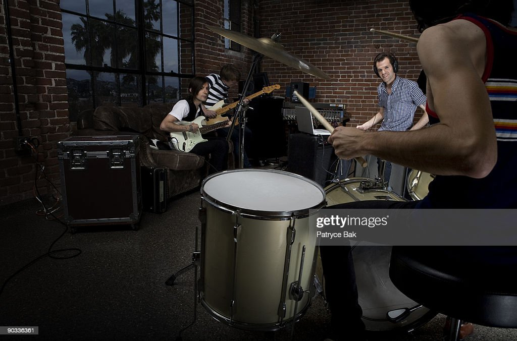 Indie Rock Band