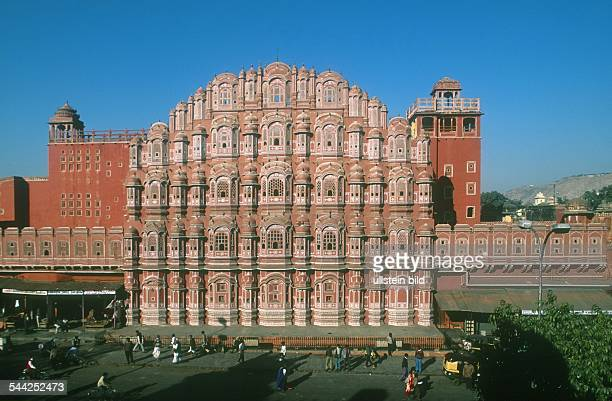 hawa mahal stock photos and pictures getty images. Black Bedroom Furniture Sets. Home Design Ideas