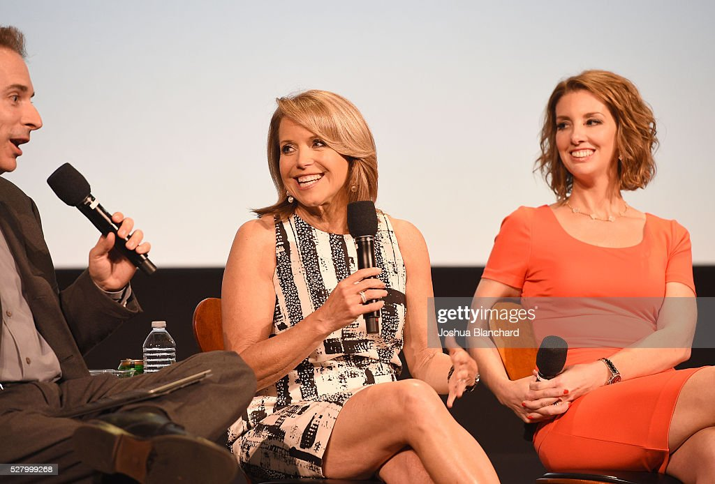 Indiewire executive editor/Variety EditorAtLarge Michael Schneider journalist/executive producer Katie Couric and founder of Moms Demand Action...