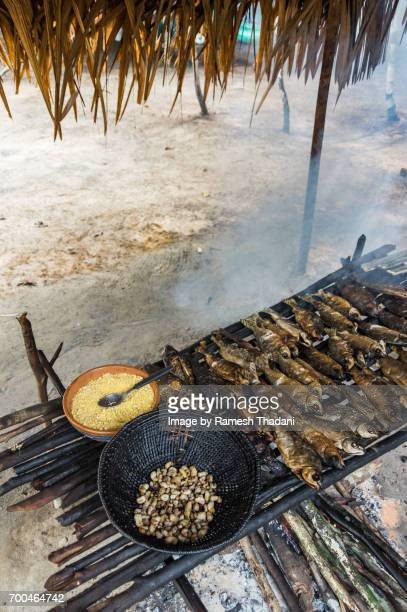 Indigenous Food in the Amazon