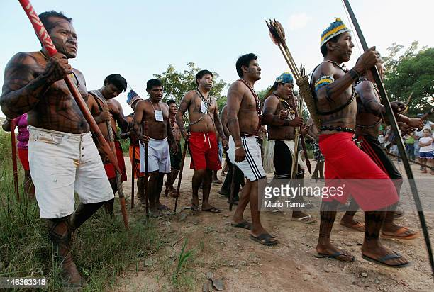 Xingu Tribe Stock Photos and Pictures | Getty Images Xingu Tribes