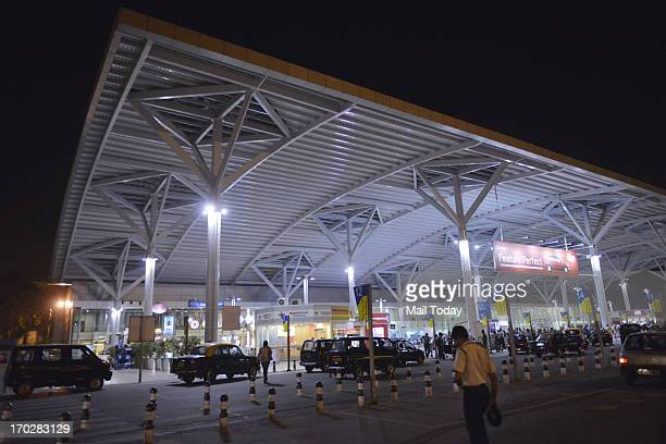 Indira Gandhi domestic airport parking in New Delhi