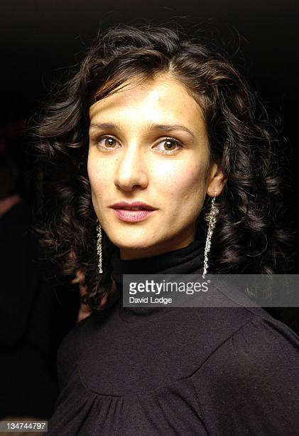 Indira Varma during HBO's 'Rome' London Premiere at UGC Trocadero in London Great Britain