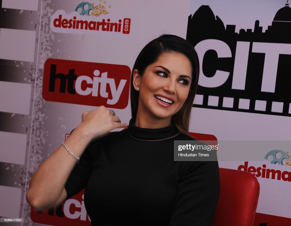 ht exclusive bollywood actor promotes upcoming adult comedy film indo canadian bollywood actor model and former porn star sunny leone during an exclusive