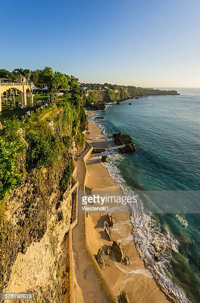 Indonesia, Bali, Jimbaran, View to beach