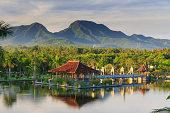 Indonesia, Bali, Taman Ujung Water Palace