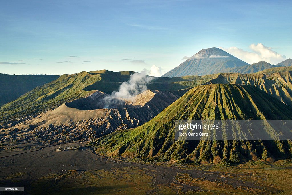 Indonesia - Bromo Volcano at Java : Stock Photo