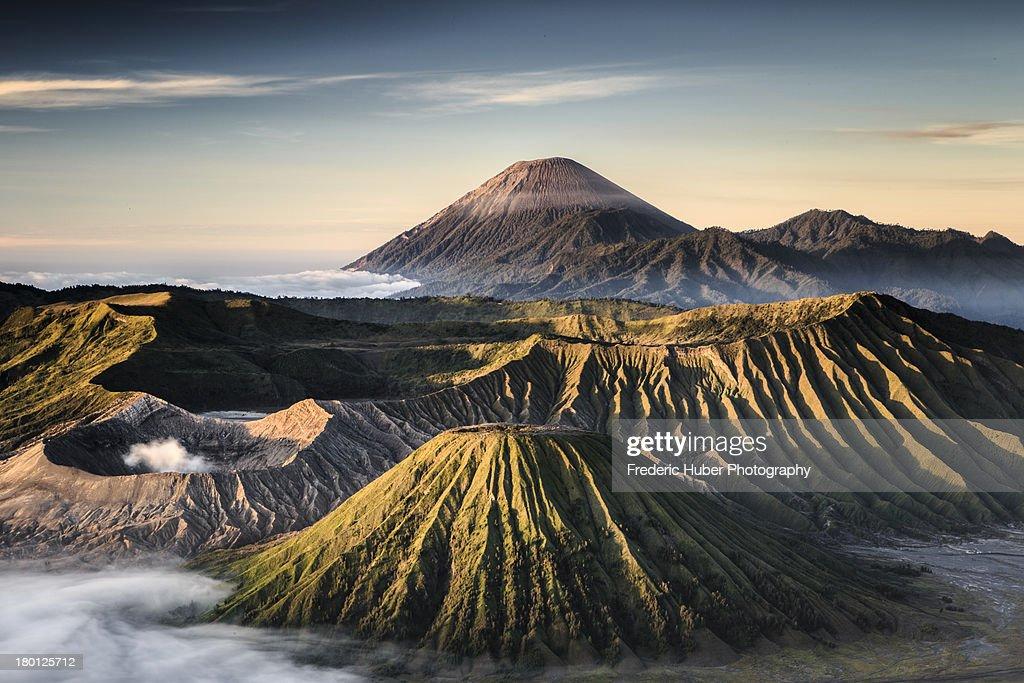 Indonesia: Mount Bromo : Stock Photo