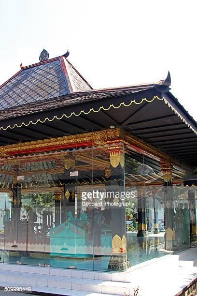 Indonesia: Royal Sultan Palace in Yogyakarta