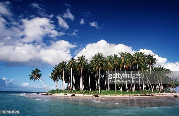 Indonesia, West Sumatra Province, tropical island.
