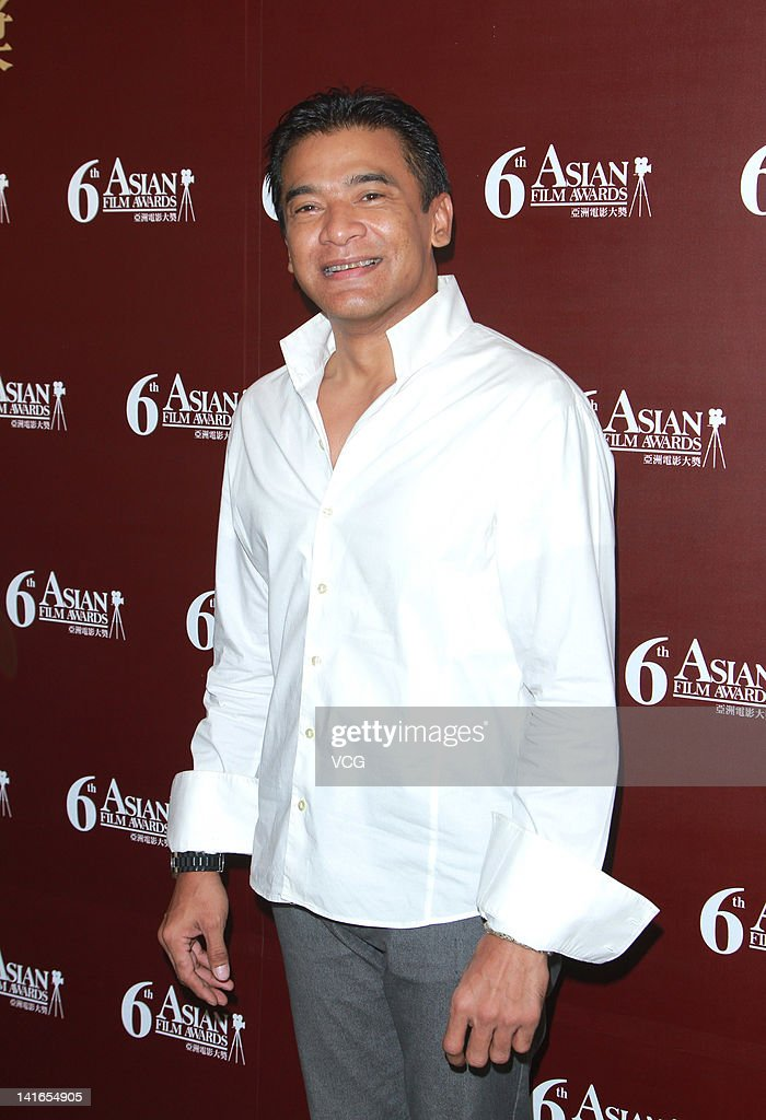 Indonesian actor Donny Damara attends a press conference after the 6th Asian Film Awards on March 20, 2012 in Hong Kong, Hong Kong.