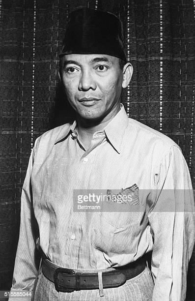 Indonesian President Sukarno was taken prisoner by Dutch troops in an attempt to retain control of Indonesia