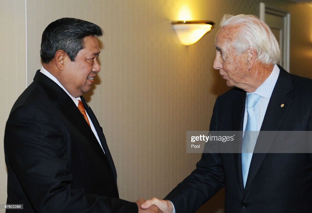 Susilo Bambang Yudhoyono Visits Australia - Day 3