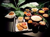 Indonesian Rice Tableau