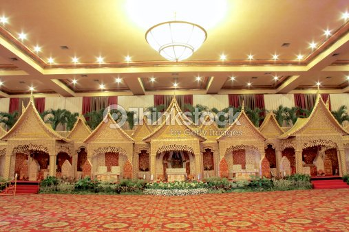 Indonesian traditional wedding decoration stock photo thinkstock indonesian traditional wedding decoration stock photo junglespirit Gallery