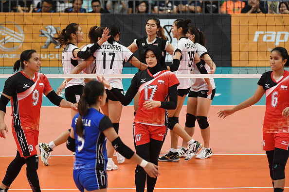 SEAGAMES-2017-MAS-VOLLEYBALL : News Photo