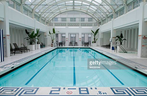 Indoor Atrium Swimming Pool