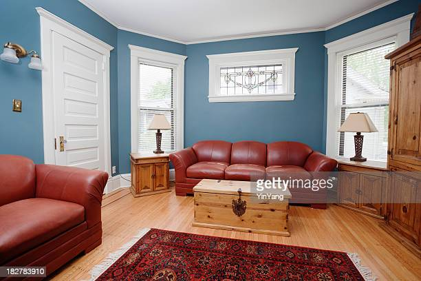 Indoor Paint Featured in Residential Indoor Home Interior Living Room