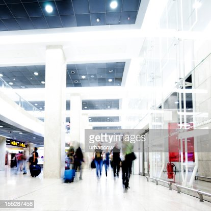 Indoor shopping centre