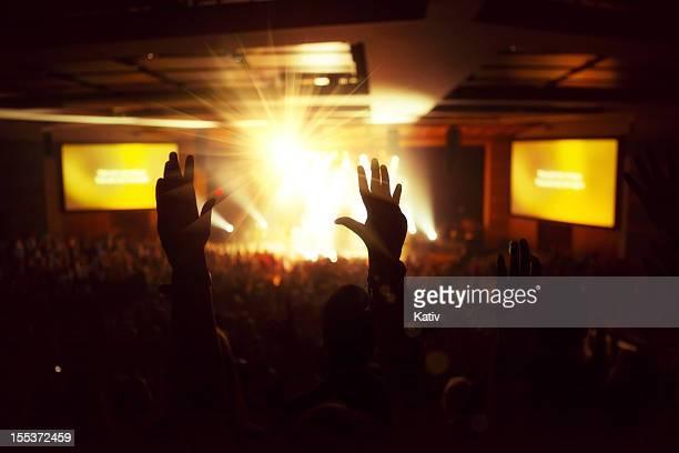Indoor-Worship Konzert