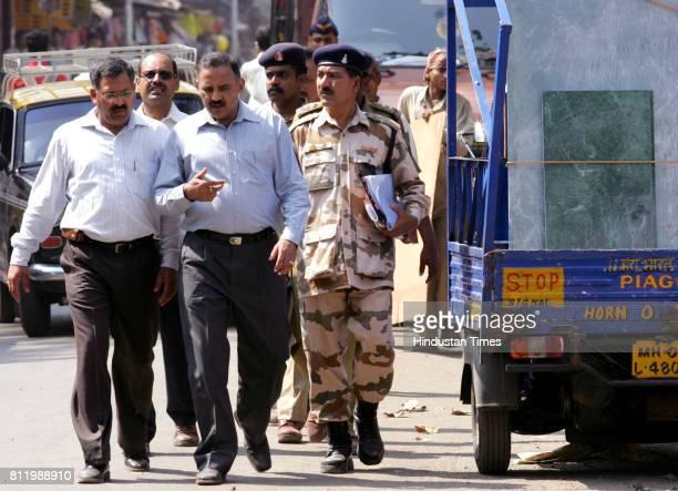 IndoTibetian Border force official vigil Central Jail of Mumbai at Arthur Road There task is to protect Ajmal Kasab in Jail in Mumbai