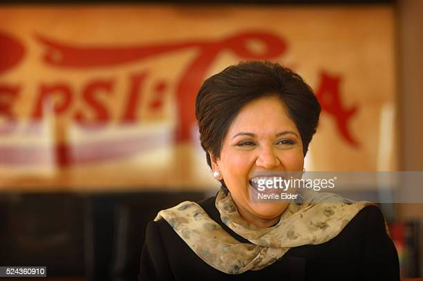 Indra Krishnamurthy Nooyi is the chairman and chief executive officer of PepsiCo the world's fourthlargest food and beverage company According to the...