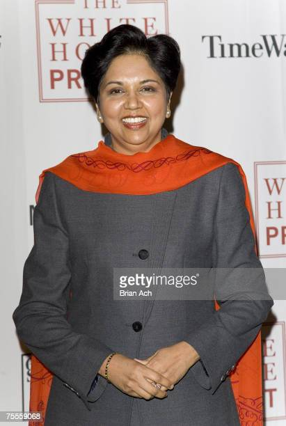 Indra Nooyi Pepsico President and CEO