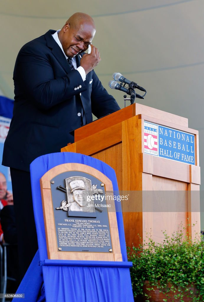 2014 Baseball Hall of Fame Induction Ceremony