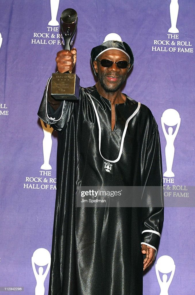 The 17th Annual Rock And Roll Hall Of Fame Induction Ceremony - Press Room