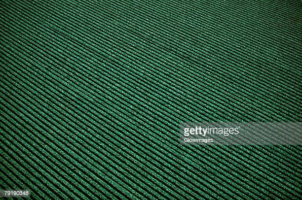 Industrial agriculture- large broccoli field, California