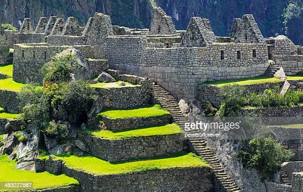 Industrial Complex of Machu Picchu