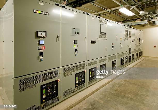 Industrial elektrische Zimmer