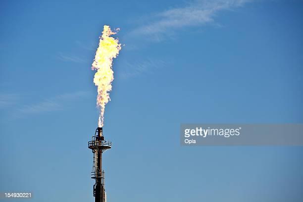 産業用難燃えるオフ廃ガス