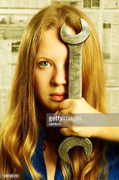 industrial girl
