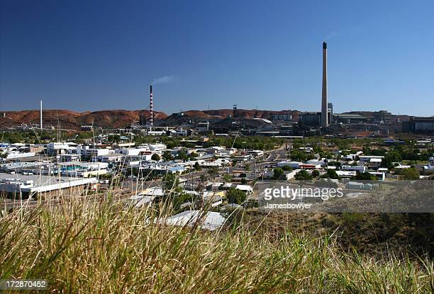 Industrial Mining Town