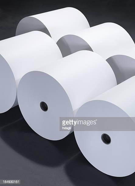 Industrial Papier Rolls