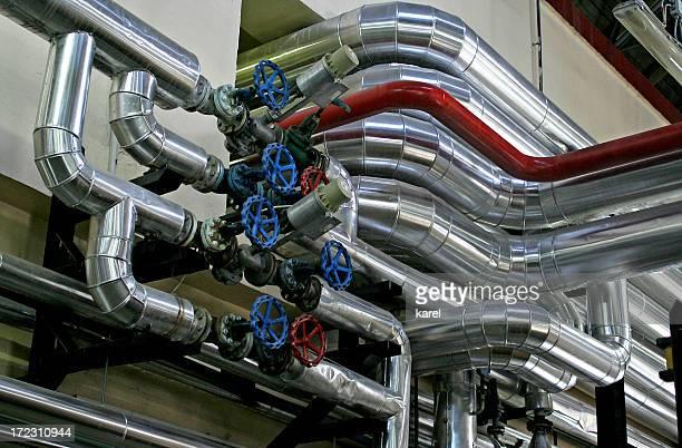 industrial pipes II.