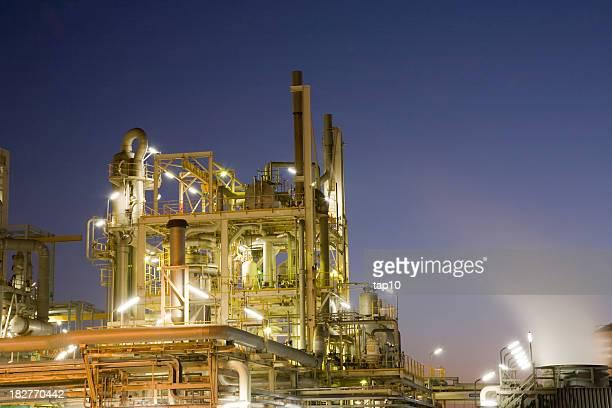 Industrial Pipework