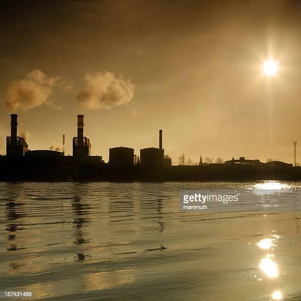 industrial reflets