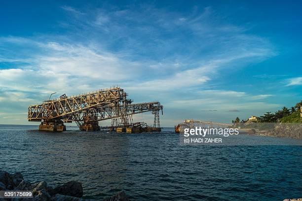 Industrial remains | Nauru