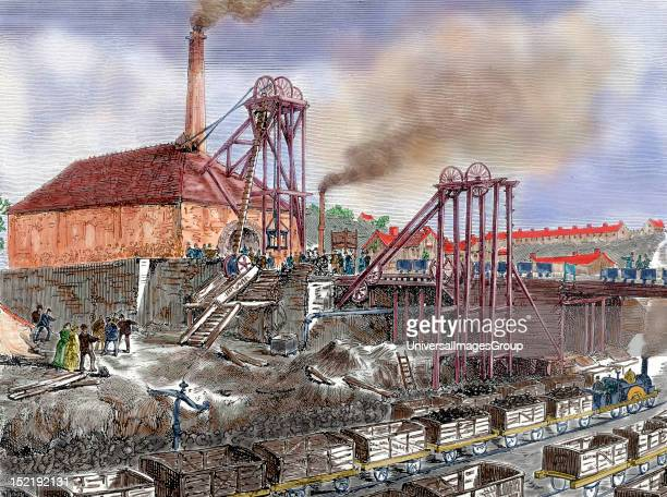 industrial revolution in england thesis Thesis statement the industrial revolution took place from the mid 1700s to the mid 1800s there was a high demand for the products being made in the factories in.