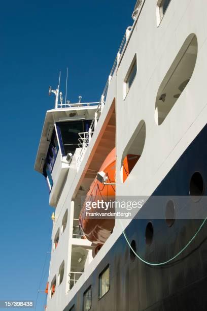 Industrial ship