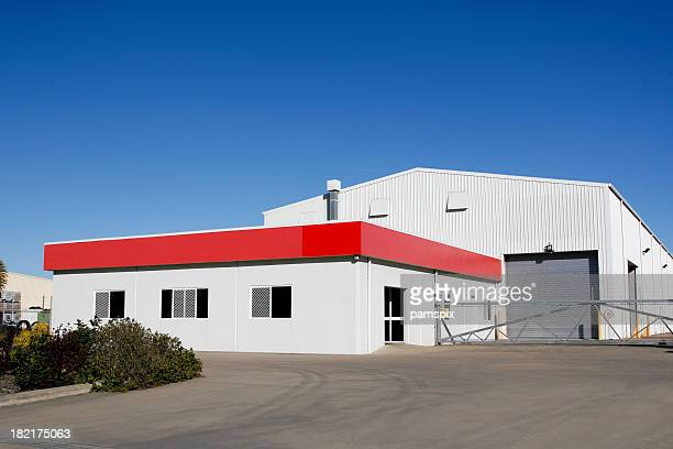 工業用倉庫ビル