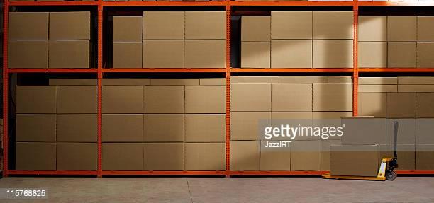 工業用倉庫