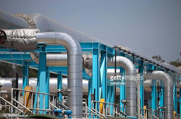 Industrial Wasseraufbereitungsanlage