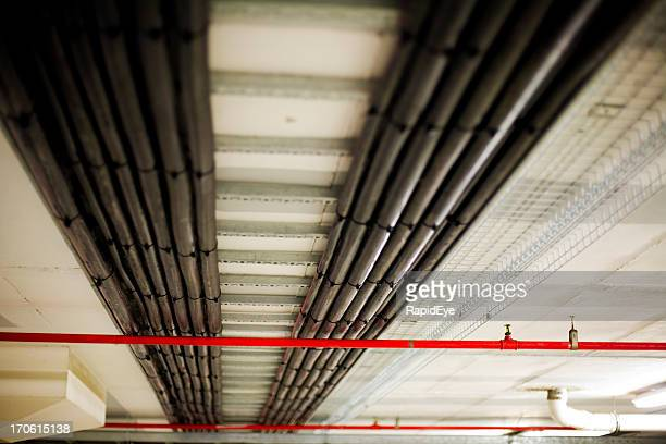 Industrial wiring conduits